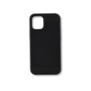 "Fashion Style Case for iPhone 12 Mini (5.4"") - Black"