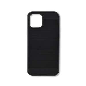 "Fashion Style Case for iPhone 12 / iPhone 12 Pro (6.1"") - Black"