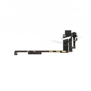 Headphone Jack Flex Cable (w/ Daughter PCB Board) for iPad 2 (2012 Version) (WiFi Version)