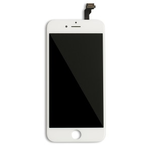LCD Frame Assembly for iPhone 6  (PRIME - Certified Refurbished) - White