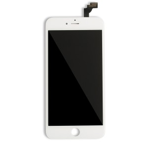 LCD Frame Assembly for iPhone 6 Plus  (PRIME - Certified Refurbished) - White