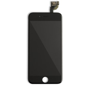 LCD Frame Assembly with Small Parts for iPhone 6 (EXPRESS) - Black
