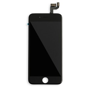 LCD Frame Assembly with Small Parts for iPhone 6S (EXPRESS) - Black