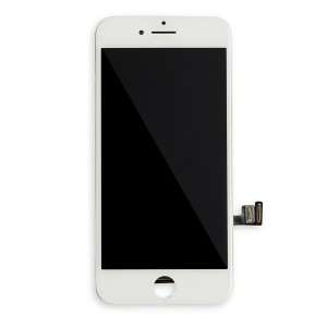 LCD Frame Assembly with Small Parts for iPhone 7 (EXPRESS) - White