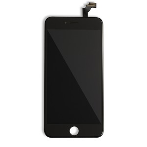 LCD Frame Assembly for iPhone 6 Plus (BASIC) - Black (Bulk Pricing Available)