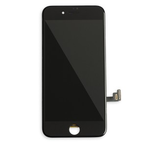 LCD Frame Assembly for iPhone 8 (SELECT) - Black