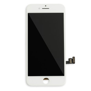 LCD Frame Assembly for iPhone 8  (CHOICE) - White