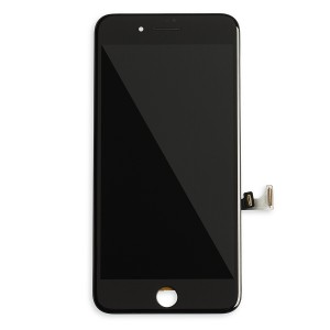 LCD Frame Assembly for iPhone 8 Plus (ADVANCED) - Black