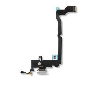 Charging Port Flex Cable for iPhone XS Max - Silver