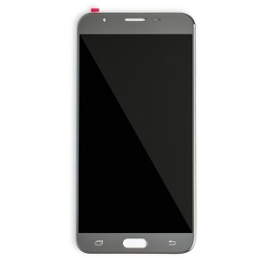 OLED Display Assembly for Galaxy J7 (J727) (OEM - Certified Refurbished) - Silver