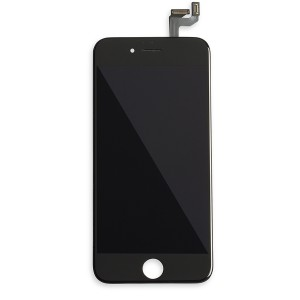 LCD Frame Assembly for iPhone 6S (ONE) - Black