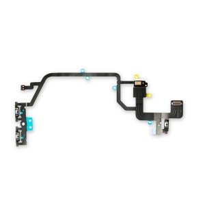 Power and Volume Flex Cable for iPhone XR