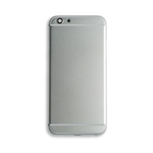Back Housing for iPhone 6 (GENERIC) - Silver