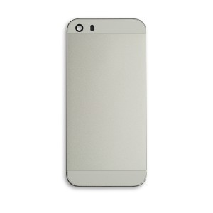 Back Housing for iPhone SE (GENERIC) - Silver