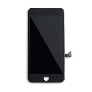 Display Assembly with Small Parts for iPhone 7 Plus (CHOICE - EXPRESS) - Black