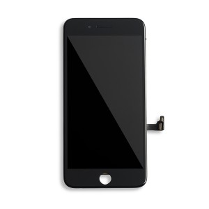 Display Assembly with Small Parts for iPhone 8 Plus (CHOICE - EXPRESS) - Black