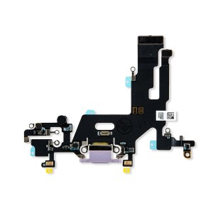 Charging Port Flex Cable for iPhone 11 - Purple