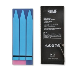 Battery with Adhesive for iPhone 6 Plus (PRIME - High Capacity)