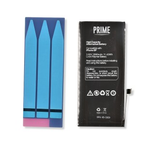 Battery with Adhesive for iPhone 8 Plus (PRIME - High Capacity)