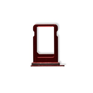 Sim Tray for iPhone SE2 - Red