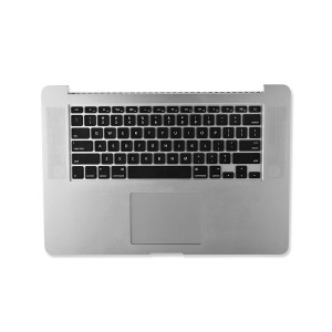 """Palmrest Assembly with Trackpad for 15"""" MacBook Pro - Mid 2015 (A1398)"""
