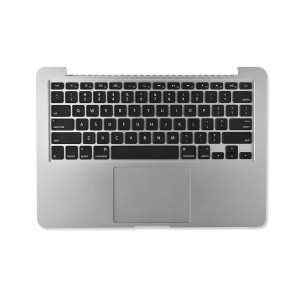 "Palmrest Assembly with Trackpad and Battery for 13"" MacBook Pro (A1425) - Silver"