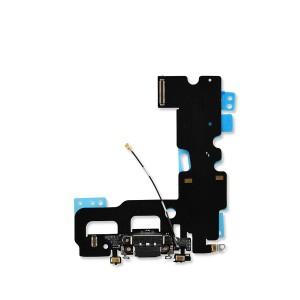 Charging Port Flex for iPhone 7 (SELECT) - Black
