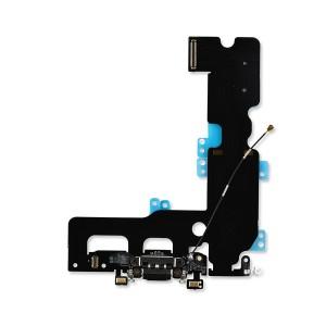 Charging Port Flex for iPhone 7 Plus (SELECT) - Black