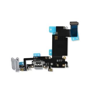Charging Port Flex for iPhone 6S Plus (PRIME) - Dark Gray