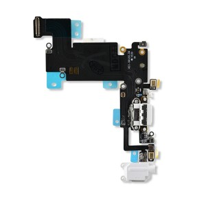 Charging Port Flex for iPhone 6S Plus (PRIME) - White