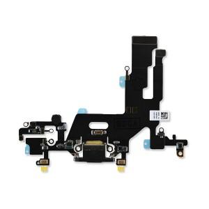 Charging Port Flex for iPhone 11 (PRIME) - Black