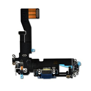 Charging Port Flex for iPhone 12 (Prime) - Blue