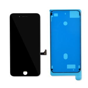 Display Assembly for iPhone 8 Plus (Prime - LG) - Black