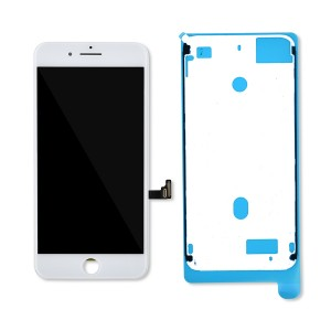 Display Assembly for iPhone 8 Plus (Prime - LG) - White