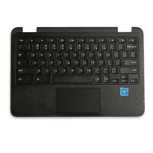 Palmrest with Keyboard and Trackpad (OEM Pull) for Dell Chromebook 11 3180