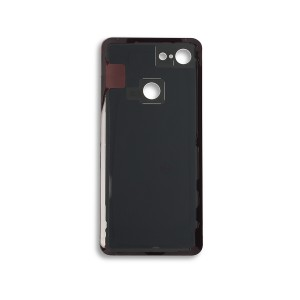 Back Glass (w/ Adhesive) for Pixel 3 - White