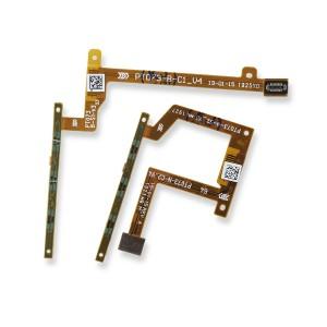 Grip Sensor Flex Cables (Left & Right) for Google Pixel 4