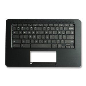 Palmrest with Keyboard (OEM Pull) for HP Chromebook 14 G5