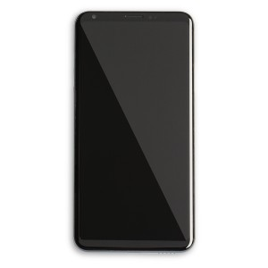 LCD & Digitizer Frame Assembly for LG V35 ThinQ - Black