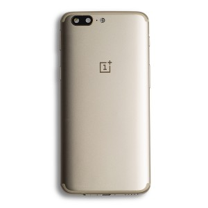 Back Cover for OnePlus 5 - Gold