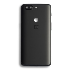 Back Cover for OnePlus 5T - Black