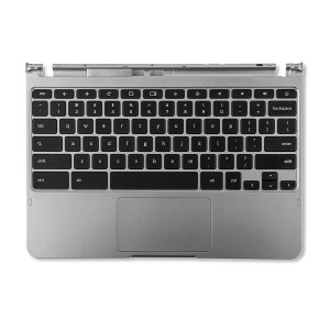 Palmrest with Keyboard and Touchpad (OEM Pull) for Samsung Chromebook 11 XE303C12