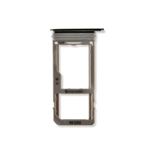 Sim Tray for Galaxy S8 / S8+ - Midnight Black