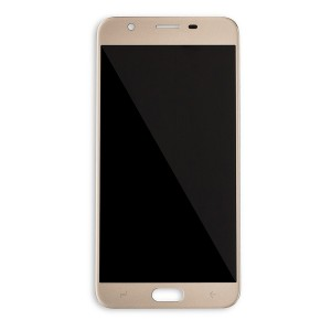 LCD Assembly for Galaxy J7 (J737) (OEM - Certified Refurbished) - Gold