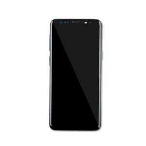 OLED Frame Assembly for Galaxy S9 (OEM - Certified Refurbished) - Coral Blue