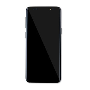 OLED Frame Assembly for Galaxy S9 (OEM - Certified Refurbished) - Titanium Gray