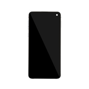 OLED Frame Assembly for Galaxy S10e (Refurbished) - Prism Blue
