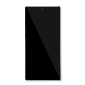 OLED Frame Assembly for Galaxy Note 10+ / Note 10+ 5G (Refurbished) - Aura Glow