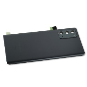 Back Cover with Adhesive for Galaxy Note 20 5G (OEM - Service Pack) - Mystic Gray