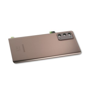 Back Cover with Adhesive for Galaxy Note 20 5G (OEM - Service Pack) - Mystic Bronze